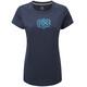 Sherpa Endless Knot - Camiseta manga corta Mujer - azul